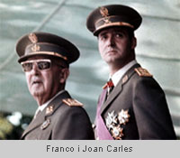 Franco i Joan Carles